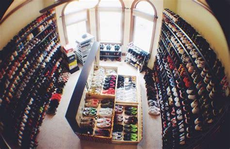 Sneaker Closet by Jr Smith S Sneaker Closet Complex