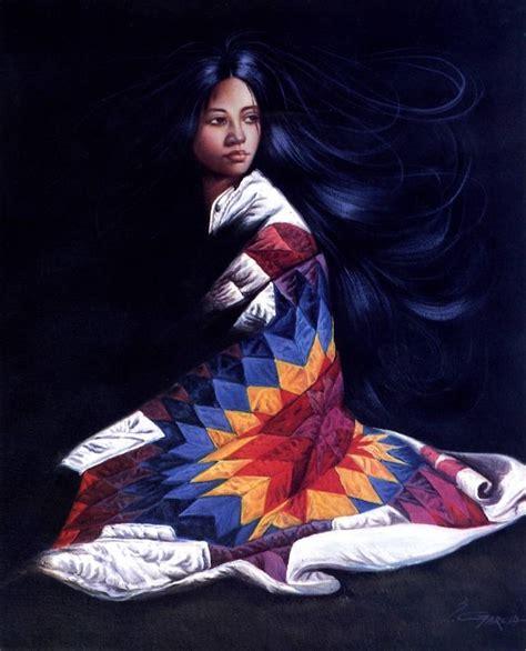 themes indian girl indian girl in blanket beautiful 8x10 in native american
