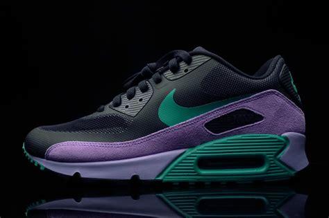 Nike Air Max 90 nike air max 90 premium black stadium green violet