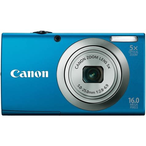 Kamera Canon Power Shoot A2300 canon powershot a2300 is 16 0 mp digital with 5x digital image stabilized zoom 28mm wide