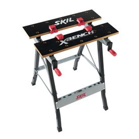 b q workmate bench shop skil small portable work bench at lowes com