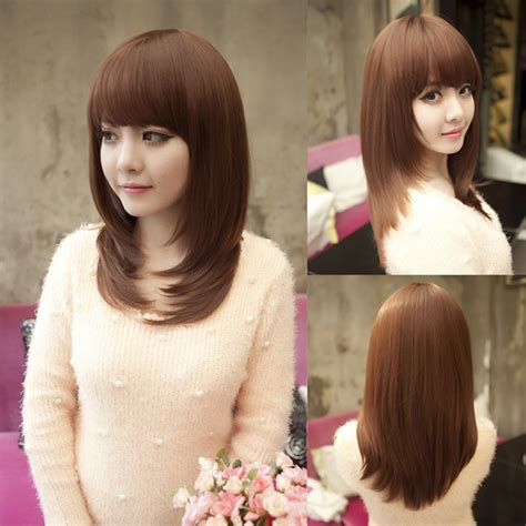 bob haircut korean style korean haircut style for round face 5 fashion trend