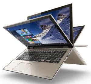 toshiba satellite fusion 15 l55w c5150 laptop
