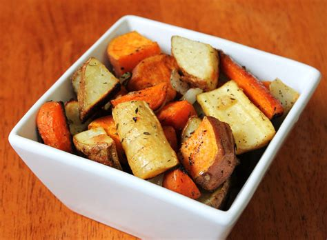 roasted vegetables root roasted root vegetable recipe live learn eat