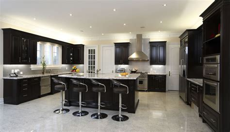 high gloss black kitchen cabinets white high gloss wood kitchen countertop beautiful