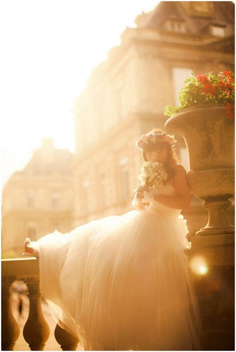 Romantic Fine Art Photography session in Paris