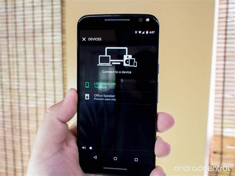 Android To Chromecast by Spotify S Chromecast Approach Is The Start Of An