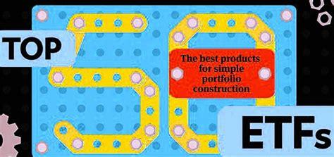 best etf portfolio etf portfolio ic top 50 etfs part 2 7 circles