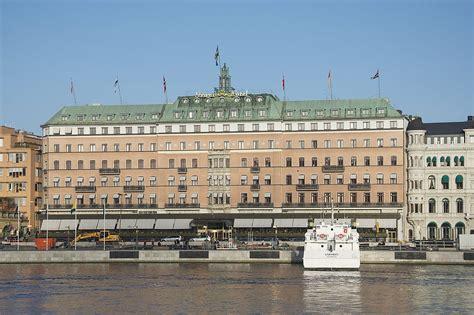 best hotel stockholm the grand hotel stockholm 2018 world s best hotels
