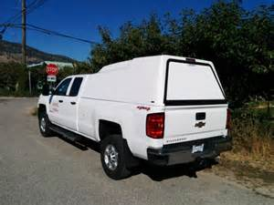 Truck Canopy by Arrow Truck Caps Canopy Manufacturers British Columbia
