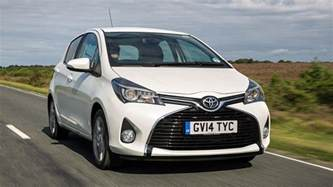 Used Automatic Cars For Sale Used Toyota Yaris Cars For Sale On Auto Trader Uk