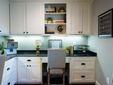 home office design with kitchen cabinets 1968 fixer upper in an older neighborhood gets a fresh
