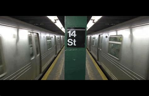 york city subway gifs find share  giphy