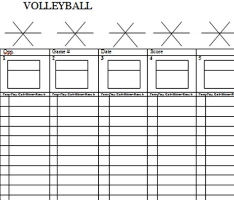 printable volleyball stats volleyball coach resources volleyball coach chuck rey