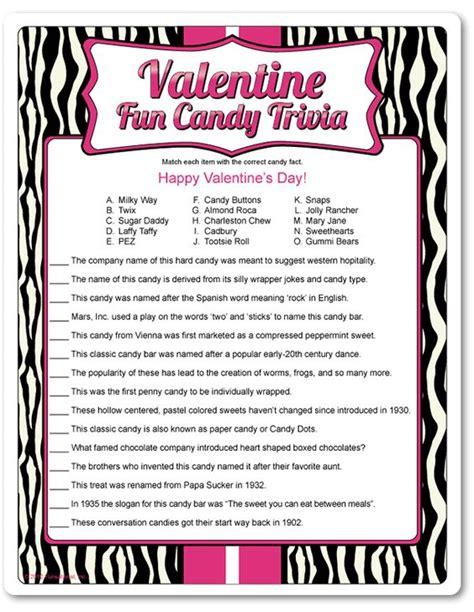printable valentines quiz pinterest the world s catalog of ideas