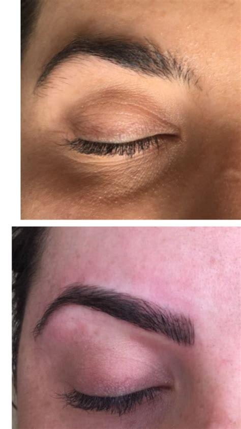 tattoo eyebrows bristol lorrisa s luxury brows microblading eyebrows