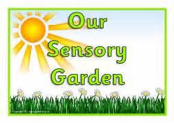 sensory garden poster pack sb sparklebox