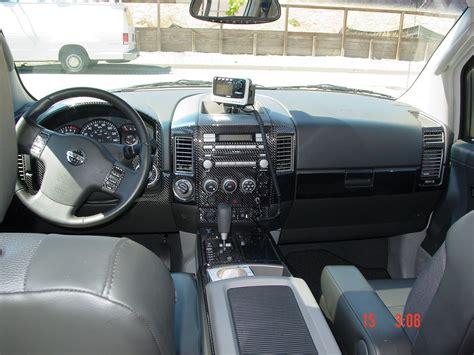 Image Gallery Nissan Titan Interior