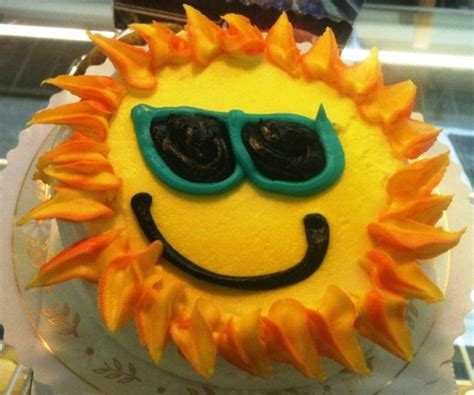 Home Decorating Ideas Blog Sun Cake Keystone Bakery