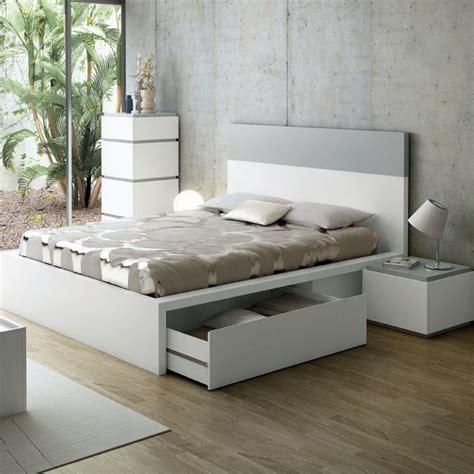 lit 160 avec tiroir lit design avec tiroirs twist gris 160 cm lit adulte atylia ventes pas cher