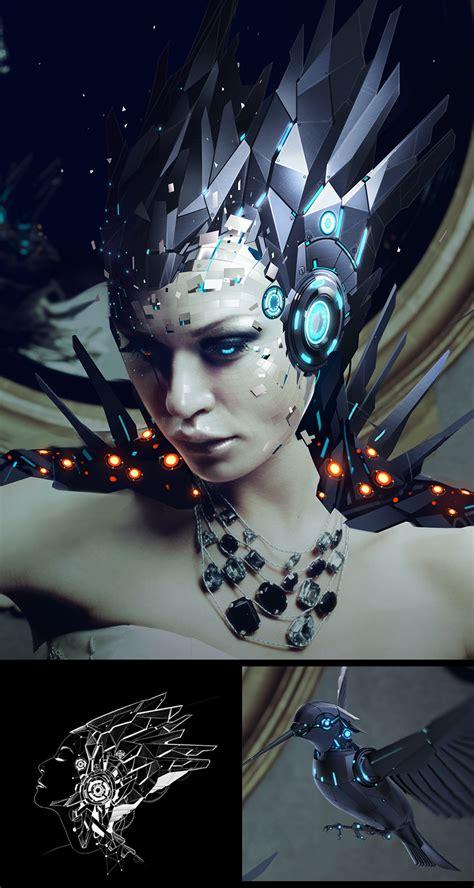 wallpaper android girl android girl by jamajurabaev on deviantart