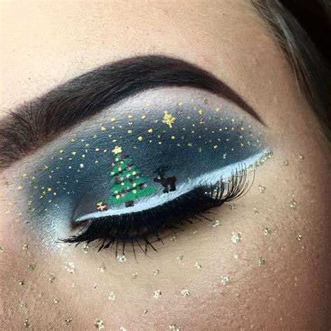 Eyeshadow Alis this eye makeup is mini magic