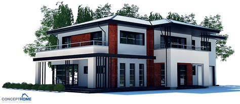 new house plans for 2013 large modern house plan with four bedrooms house plan