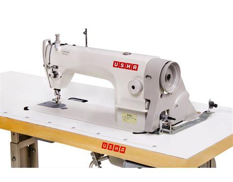 usha sewing machine motor price buy usha 8500b single needle lock stitch heavy duty