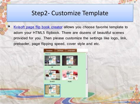flipbook html5 template how to make html5 flip books from pdf and office files