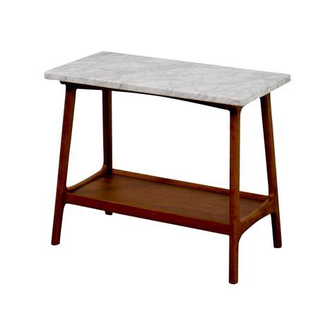 elm marble table 57 elm elm reeve marble walnut side