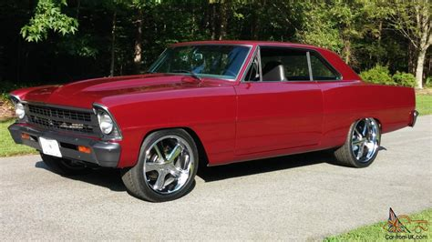 1967 CHEVY II SUPER CLEAN