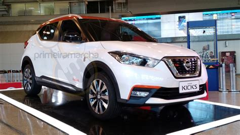 nissan rio nissan kicks rio special edition showcased in brazil