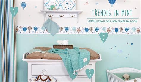 kinderzimmer ideen mint ideen f 252 r eine traumhafte babyzimmer gestaltung