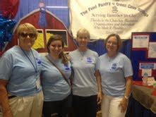 Clay County Food Pantry by Clay County Fair Booth The Food Pantry Of Green Cove Springs