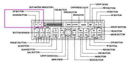 2003 audi a4 stereo wiring diagram wiring diagram with