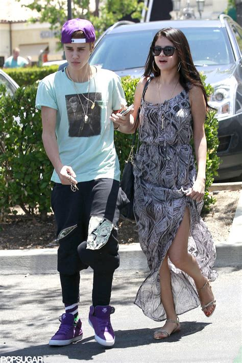 Are And Justin Dating by Selena Gomez And Justin Bieber Pictures On Date