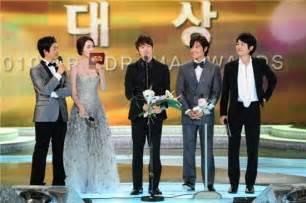 film korea terbaru kbs jang hyeok scores top prize at kbs drama awards