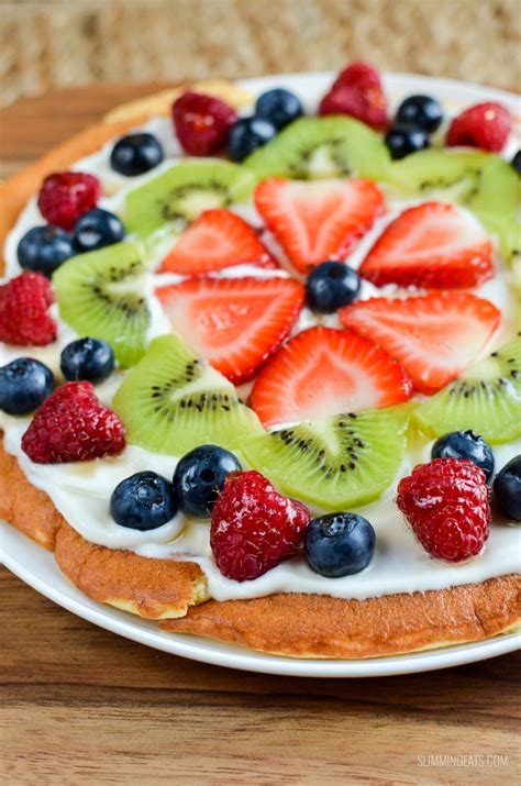 s fruits slimming world low syn fruit pizza slimming eats slimming world recipes