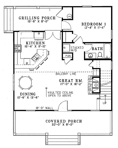 1400 square foot house plans farmhouse style house plan 2 beds 2 baths 1400 sq ft