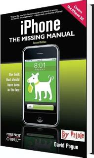 iphone the missing manual the book that should been in the box books iphone the missing manual freelibros