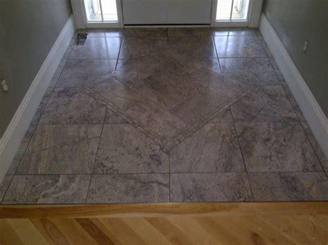Tiled Foyers foyer tile