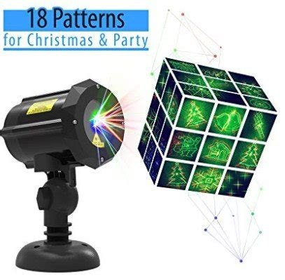 best christmas laser led light projectors reviews 2018