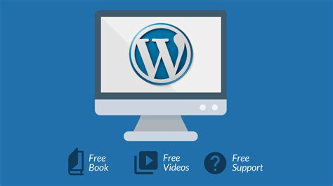 wordpress tutorial book wordpress tutorial for beginners 2017 with free book