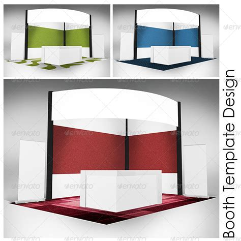 booth template part 2 by shamcanggih graphicriver