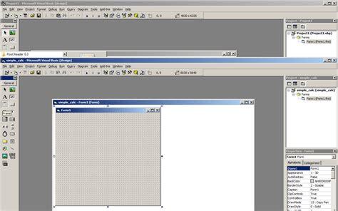 membuat file xml dengan vb6 membuat kalkulator sederhana dengan visual basic guna widya