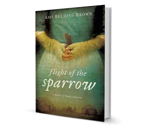 flight of the sparrow a novel of early america book review flight of the sparrow by belding brown