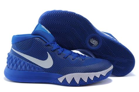 cheap basketball shoes for sale nike kyrie irving 1 royal blue white basketball shoes