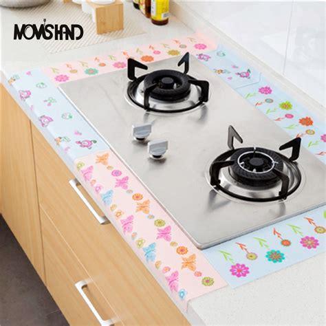 waterproof bathroom stickers 50 11 5cm kitchen sink adhesive waterproof stickers roll