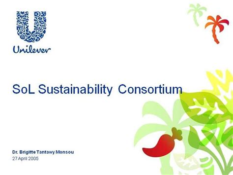 powerpoint templates unilever unilever social initiatives authorstream