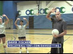 volleyball setting drills for advanced players setting volleyball techniques slow hands vs quick hands